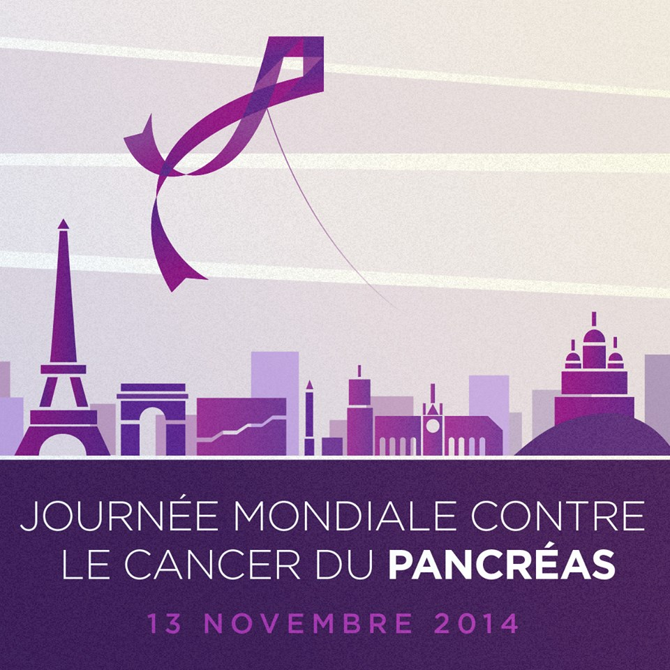 WOrld Pancreatic Cancer Day French