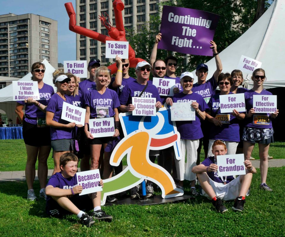 Ottawa 5k and marathoners