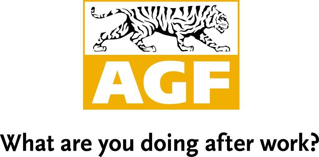 New AGF logo