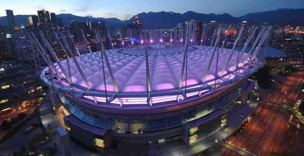 bc place purple